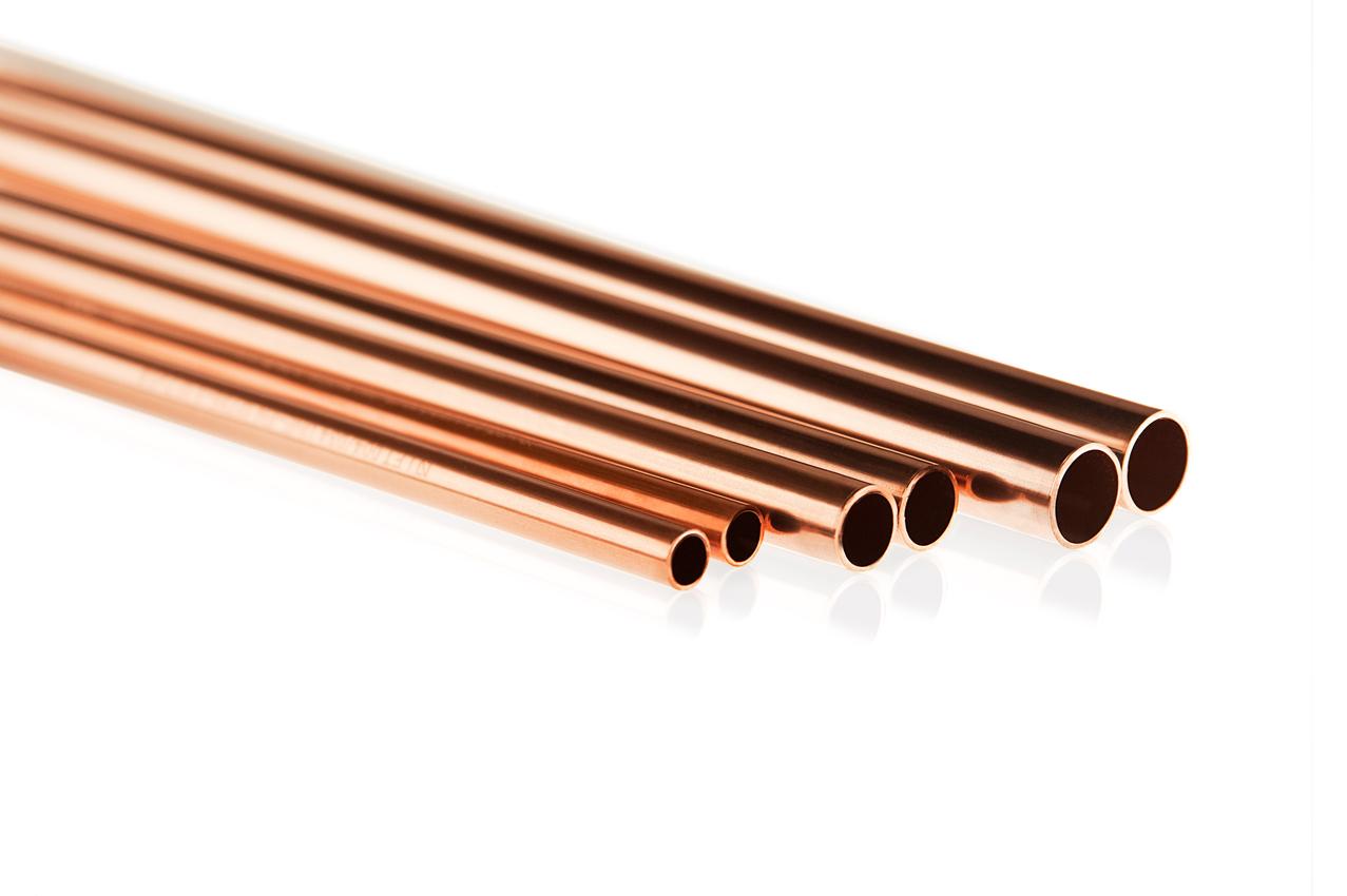 Sanitub tubo de cobre para aplicaciones de agua sanitaria - Tubo de cobre para gas ...