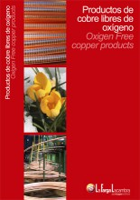Oxygen-free copper rod catalogue