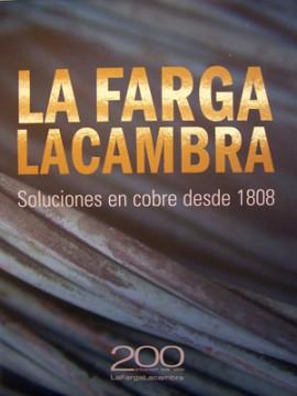 La Farga Lacambra, soluciones en cobre desde 1808