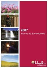 Informe de Sostenibilitat 2007