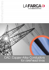 Catálogo CAC (Copper Alloy Conductors) para línias aéreas