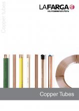 Catàleg tubs de coure